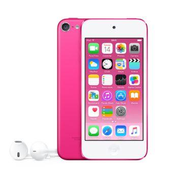 Miglior prezzo lettore mp3 apple ipod touch 16gb 6g pink (MKGX2FD/A) -