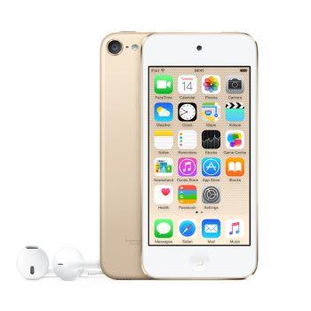 Miglior prezzo lettore mp3 apple ipod touch 16gb 6g gold (MKH02FD/A) -