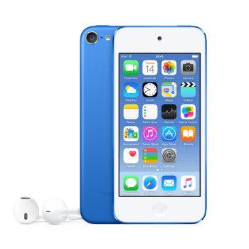Miglior prezzo lettore mp3 apple ipod touch 64gb 6g blue (MKHE2FD/A) -