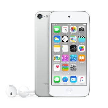 Miglior prezzo lettore mp3 apple ipod touch 16gb 6g silver (MKH42FD/A) -