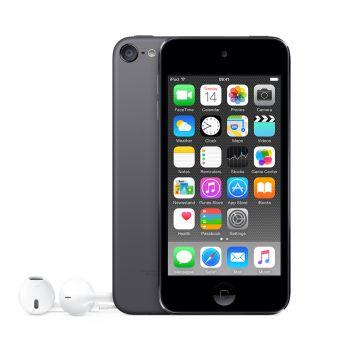 Miglior prezzo lettore mp3 apple ipod touch 16gb 6g space gray (MKH62FD/A) -