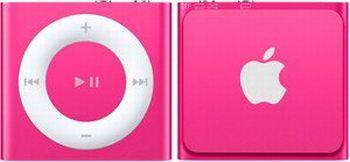 Miglior prezzo lettore mp3 apple ipod shuffle 2gb pink 6g (MKM72FD/A) -