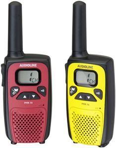 Miglior prezzo walkie talkie audioline pmr16 (901011) -
