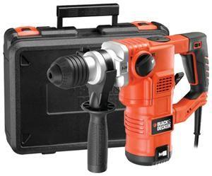 Miglior prezzo martello perforatore black e decker kd1250k-qs (KD1250K-QS) -