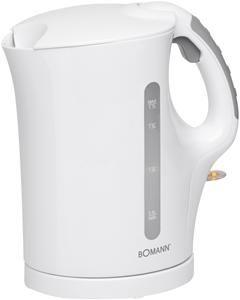 Miglior prezzo elettrodomestico bomann bollitore d acqua wk5011cb white (650110) -