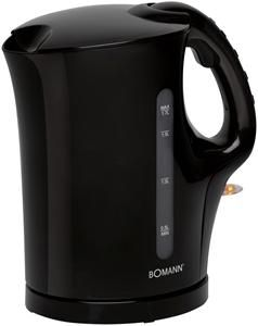 Miglior prezzo elettrodomestico bomann bollitore d acqua wk5011cb black (650111) -