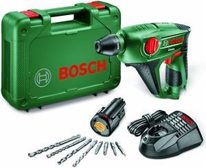 Miglior prezzo martello perforatore a batteria bosch uneo + accessori (0603984000) -