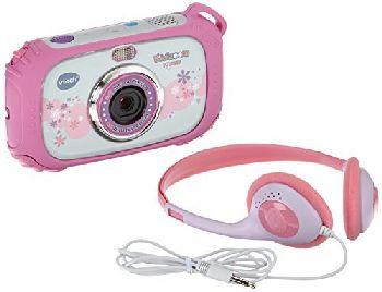 Miglior prezzo fotocamera digitale per bambini vtech kidizoom touch pink (80-145054) -