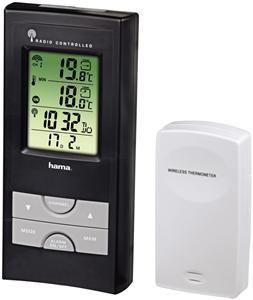 Miglior prezzo stazione meteo/orologio hama ews-165 (92659) -