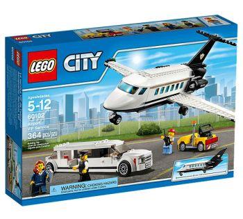 Miglior prezzo LEGO CITY 60102 SERVIZIO VIP AEROPORTUALE (60102)