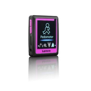 Miglior prezzo lettore mp3 lenco podo-152 pink (PODO152P) -