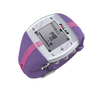 Miglior prezzo orologio cardiofrequenzimetro polar ft7 lady lilla/pink gar.italia (90053993) -