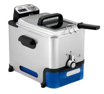 Miglior prezzo elettrodomestico tefal friggitrice oleoclean pro inox e design fr8040 (FR8040) -