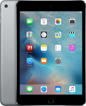 Miglior prezzo tablet apple ipad mini 4 128gb wifi grey (MK9N2FD/A) -