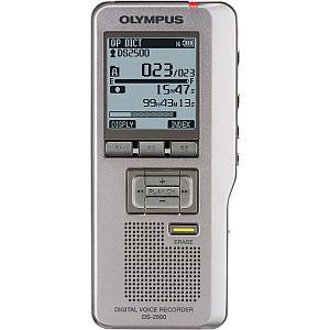 Miglior prezzo registratore digitale vocale olympus ds-2500 (DS-2500) -